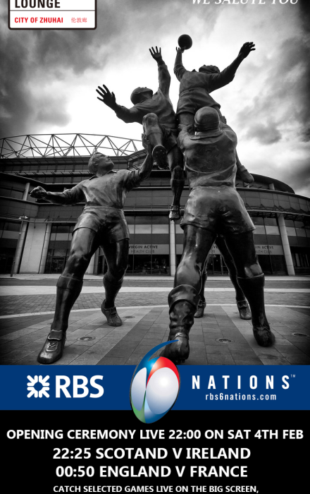 6 Nations Opening Weekend