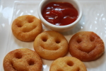 Children Potato Smiley Faces