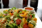 Mango & Chicken Salad